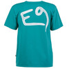 E9 M's One Move Tee Petrol